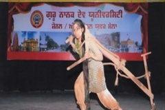 Kavita Rani (First in Fancy Dress in Youth Festival GNDU Amritsar)