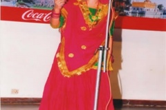 Mandeep Kaur (Parcipation in Folk Song in Youth Festival GNDU Amritsar)